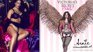 ASHLEY GRAHAM VICTORIA'S SECRET DEFİLESİNE ÇIKAR MI