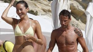 JENSON BUTTON VE JESSICA MICHIBATA'NIN ROMANTİK TATİLİ