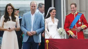 RÜYA ÇİFTİN TEK EKSİĞİ PRENS WILLIAM VE KATE MIDDLETON