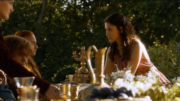 Sibel Kekilli Game of Thrones'dan