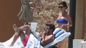 Kourtney Kardashian Scott Disick tatilde
