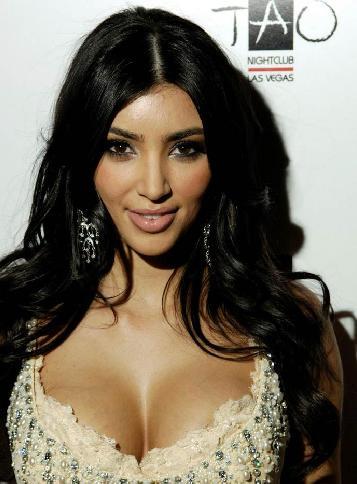 Размер груди Ким Кардашян - Размеры.
