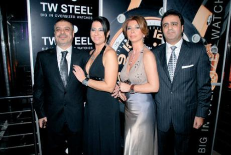 TW Steel'in Türkiye serüveni hızlı başladı