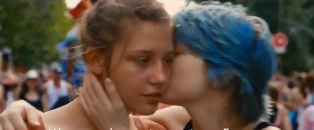 BLUE IS THE WARMEST COLOR- O SAHNELER İŞKENCE GİBİYDİ