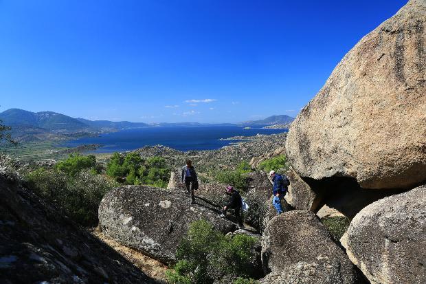 Bafa-tó és Lamos - Forrás: Faruk Akbaş - Hürriyet