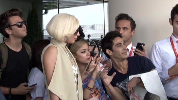 Lady Gaga'nın İstanbul turu