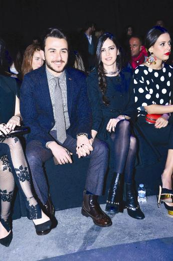 Mercedes-Benz Fashion Week İstanbul (18 mart 2015)
