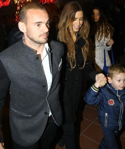 Wesley Sneijder Yolant...