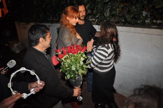Meryem Uzerli And Can Ates Meryem Uzerli - Actors...