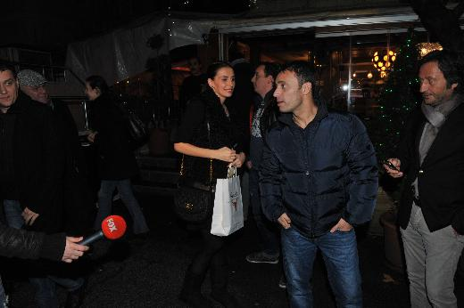Mustafa Sandal Emina Turkcan 25 Ocak 2012 7