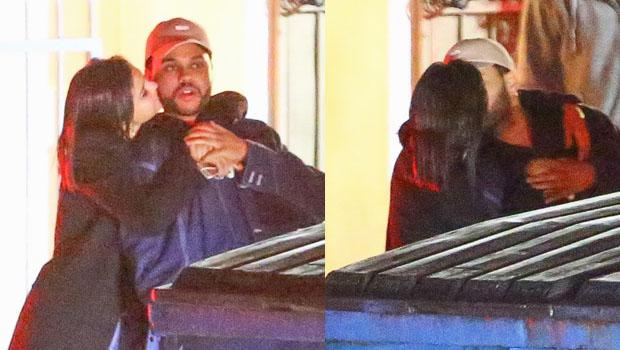 SELENA GOMEZ VE YENİ AŞKI THE WEEKND