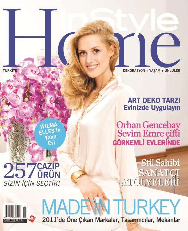 ORHAN GENCEBAY'IN EVİ (INSTYLE HOME)