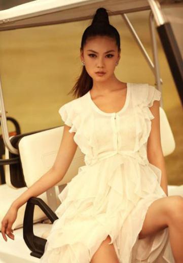 Miss World China - Wenxia Yu [ 2012 D�nya G�zeli ]