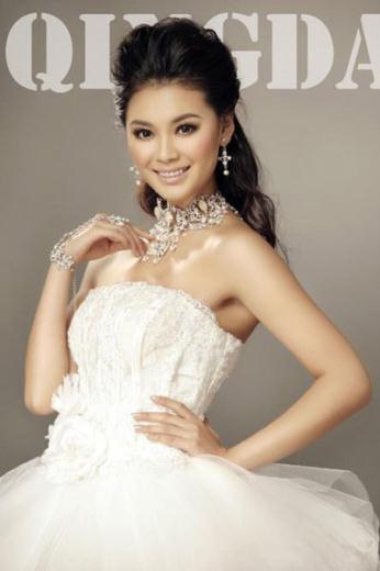 Wen Xia Yu pic - Wenxia Yu [ 2012 D�nya G�zeli ]