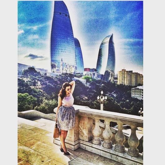 ONLAR DA AZERBAYCAN'IN 'ZENGİN ÇOCUKLARI'