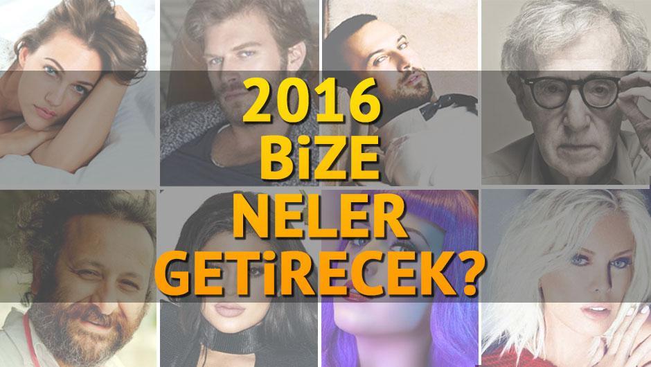 2016 BİZE NELER GETİRECEK