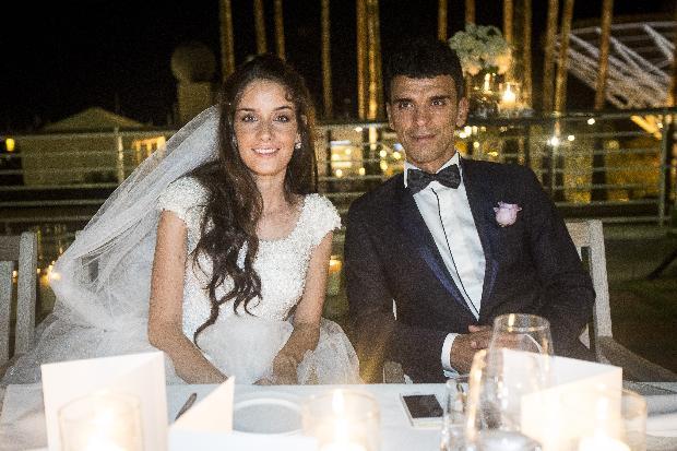 Kenan Sofuoğlu ve Julia Looman evlendi (3 Eylül 2014)