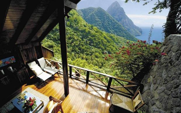 Dünyanın en güzel 20 yaşam alanı