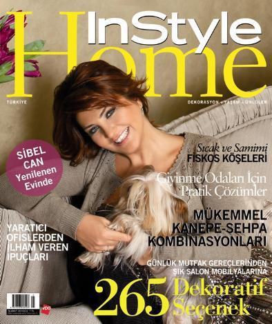 INSTYLE - SİBEL CAN'IN EVİ