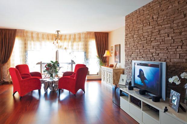 Ebru Cündübeyoğlu'nun Evi