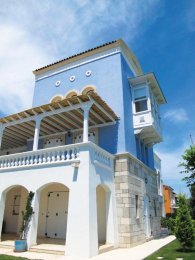 Caroline KOÇ'un Evi