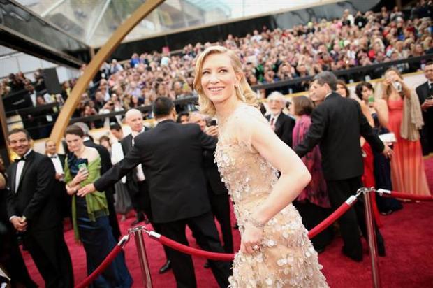 86. Oscar Ödülleri'nde kırmızı halıda şıklık yarışı