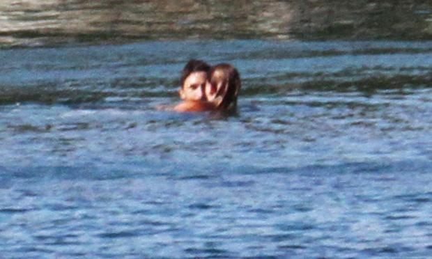 Barbara Berlusconi ve yeni erkek arkadaşı tatilde (TEMMUZ 2013)