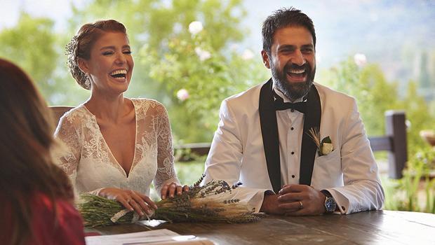 Yeni evli çift hakkında şok iddia